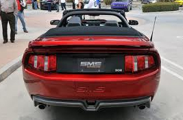 SMS Supercars представило Mustang Convertible 302
